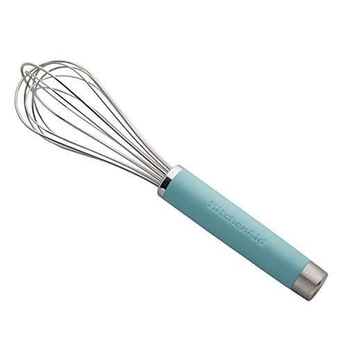 KitchenAid KO060OHAQA Gourmet Utility Whisk, one size, Matte Aqua Sky