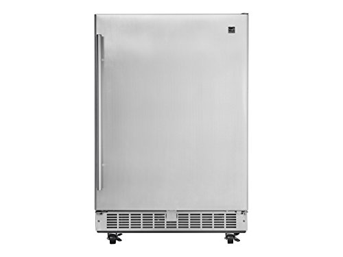 Danby Energy Star Professional Outdoor All Refrigerator with Stainless Steel Door