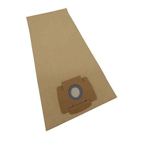 Reinica 10 Papier Staubsaugerbeutel für Taski Aero 15 Plus Saugerbeutel Staubbeutel Filtertüten Beutel Tüten Papierbeutel Staubsaugertüten