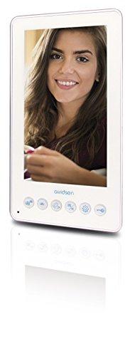 Avidsen 112243 - Monitor suplementario, color blanco