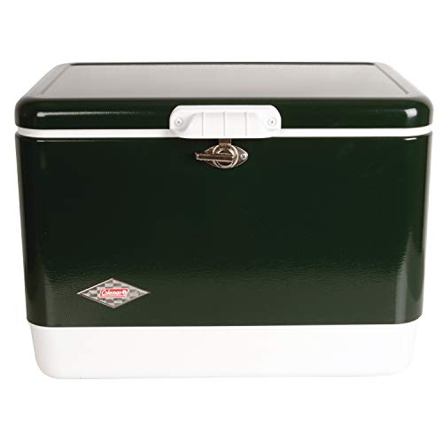 Our #1 Pick is the Coleman Steel-Belted Cooler