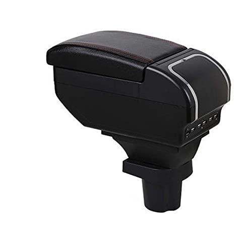 Box bracciolo Auto per Mini Cooper R50 R52 R53 R56 R57 R58 F55 F56 F57 Countryman R60 F60 Center Console Storage Box Bracciolo
