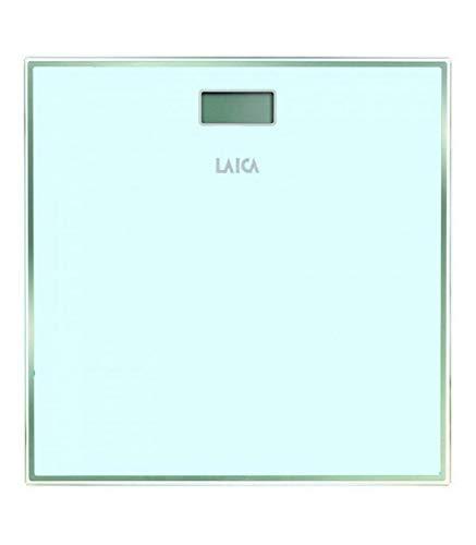 Laica PS1068W Báscula electrónica ps1068 color blanca 150 kg, 3 V