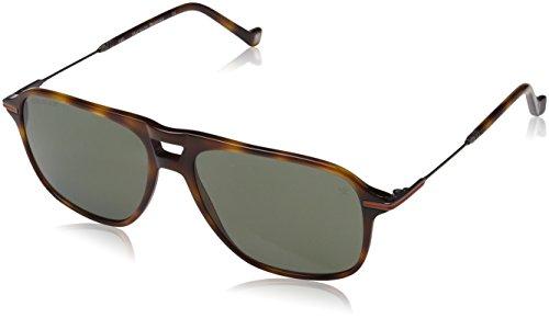 Hackett London Hsb865 Gafas de sol, Marrón, 56 para Hombre