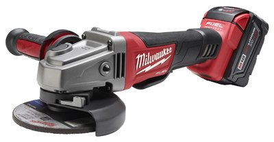 18V M18 Fuel 4.5 in. -5 in. Grinder - Milwaukee 2780-21
