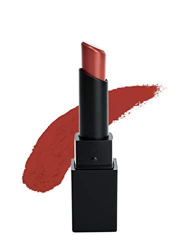 SUGAR Cosmetics Nothing Else Matter Longwear Lipstick With Premium Matte Finish – 03 Rust Have (Subtle Burnt Red) Matte Finish, Water-Resistant, Longlasting, Paraben Free