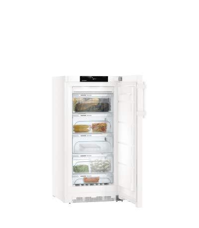 Liebherr GN 2835 - congelador (154 L, 5 cajones, 60 x 125 cm, NoFrost, A+++