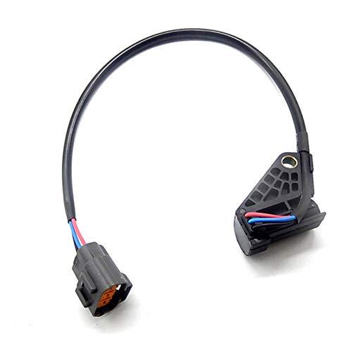 MeiZi Sensor de posición de cigüeñal Ajuste for Mazda 323 Demio Miata MX-5 MX5 ZL01-18-221A ZL0118221A J5T27072 J5T-27072 ZL01-18-221 FSD-18-221