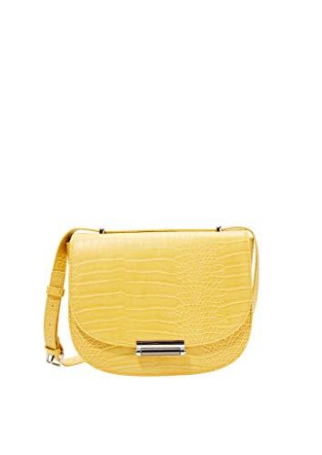 s.Oliver (Bags Damen Umhängetasche, 1470 Yellow, 1