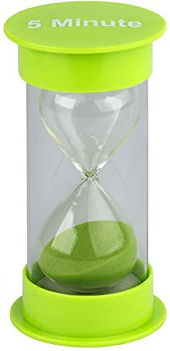 Teacher Created Resources (20761) 5 Minute Sand Timer - Medium,Multi