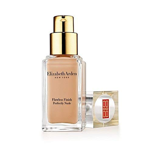 Elizabeth Arden Flawless Finish Perfectly Nude Makeup Foundation SPF15, Chestnut