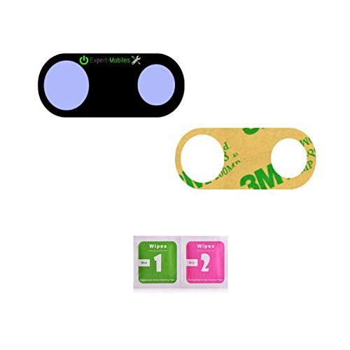 Expert-mobile - Lente per fotocamera posteriore compatibile per iPhone 7 Plus e 8 Plus