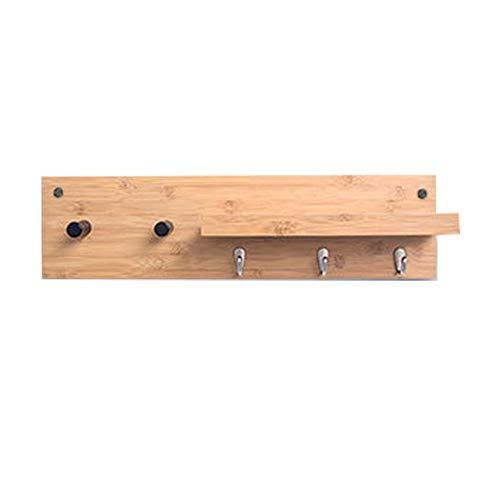 JKGHK Garderobe Hakenlijst, deurhaak, kapstok, houten hakenlijst, creatief design, milieuvriendelijke materialen, ruimtebesparend, eenvoudig design