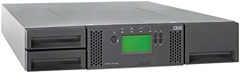 IBM 3573-L2U TS3100 LTO7 SAS 2U Tape Library 144/360 TB. New