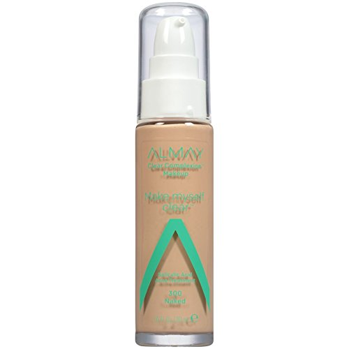Almay Clear Complexion Makeup, Matte Finish Liquid...