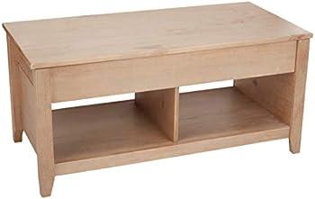 Amazon Basics Lift-Top Storage Coffee Table