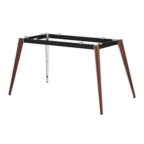 Metall Tischbeine, Vintage DIY Konferenztisch Werkbank Halterung, Schreibtisch Tischbeine, Esstisch Eisenrahmen, Schreibtisch Halterung, Rechteck Tischbeine Eisen Regal ( Size : 115*65*72.5cm )
