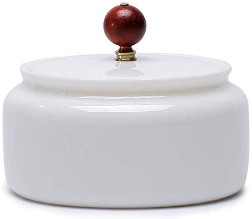 LSYFCL Urna Catalunya Mini Urnas de cremación Urna funeraria para Mascotas Urnas de cremación Mini Conmemorativa。