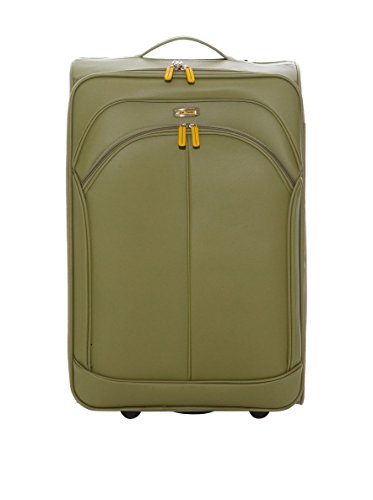 JOHN TRAVEL Trolley semirrígido Londres Verde 62 cm