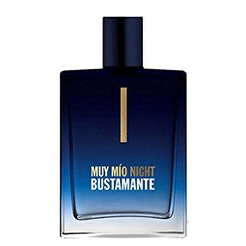 Bustamante Bustamante Muy Mio Night Men 100V 100 ml