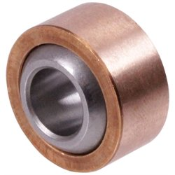 Spherical bearing DIN Max 71% OFF 648-K type half outer G without relubricat ring