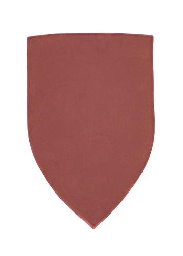 Cappotto delle armi acciaio vuoto Esci Acciaio, quale con uno rossi Korosionsschutzfarbe trattata è stato Questo vuoto piatto può quindi essere facilmente dipinto con la cresta o colori desiderati. Altezza: 68 cm - Larghezza: 50 cm - Peso: 3,3 kg - S...