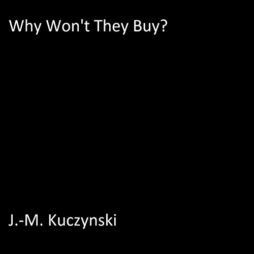 Why Won't They Buy? cover art