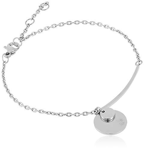 Tommy Hilfiger Jewelry Bracciale con Charm Donna acciaio_inossidabile - 2780259