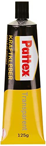 Pattex 1419344 Kraftkleber 125 g Tube, transparent
