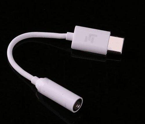 Interesting® Tipo C a 3,5 mm Auriculares Audio convertidor Cable Adaptador para...