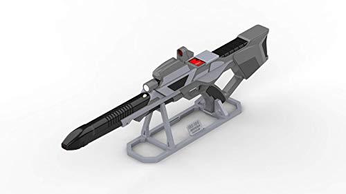 Nemesis Phaser Rifle Type 3 - Cosplay - 3D gedruckt