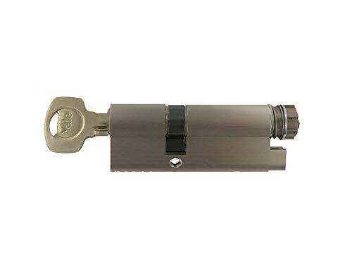 Cilindro mecánico 31/50 para Entr Yale, gris