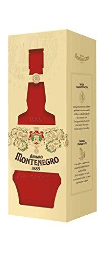 Amaro Montenegro Giftpack and Glass - 700 ml