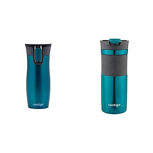 Contigo West Loop Autoseal Thermal Mug, Stainless Steel Insulated Mug, Coffee Mug To Go,...