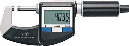 SM SunniMix Edelstahl Digitaler Messschieber 0-150 mm Messschieber Messschraube mit Manometer