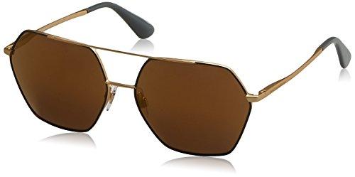 Dolce & Gabbana Dg 2157 129713 59 Mm Gafas de sol, Multicolor,...