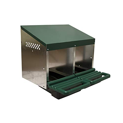 Homestead Essentials Roll Out Poultry Nesting Box for...