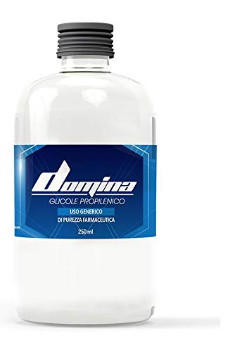 Glicole propilenico base 250ml purezza farmaceutica
