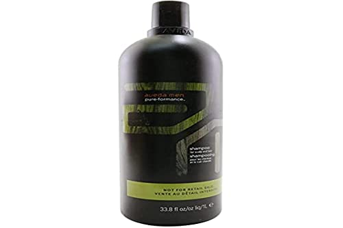 AVEDA Men Pure-Formance Shampoo Litro, 1er Pack(1 x 1000 ml)
