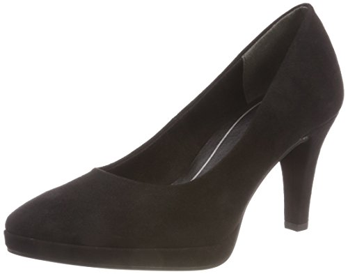 MARCO TOZZI Damen 2-2-22428-31 Pumps, Schwarz (Black 001), 39 EU