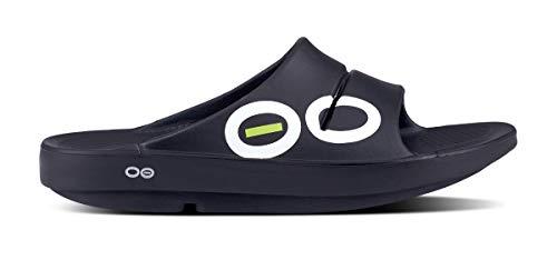 OOFOS Ooahh Sport Sandalen Black Schuhgröße EU 39 2020 Badeschuhe