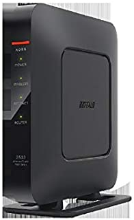 バッファロー 11ac対応 1733+800Mbps 無線LANルータ(親機単体) WSR-2533DHPL-C