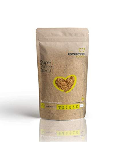 Superblend Vegan Protein Powder (Vanilla)