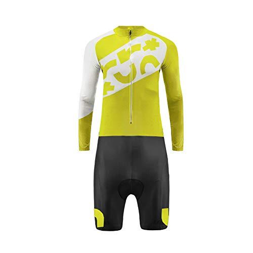 Uglyfrog Radsport Skinsuit 2018 Bike Wear Sommer/Herbst Herren Radanzüge Langarm Fahrrad Trikots & Shirts Set Schnelltrocknend Triathlon Bekleidung