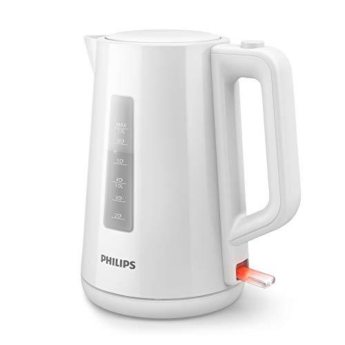 Philips Hervidora serie 3000 HD9318/00- Hervidor de agua eléctrico de plástico, capacidad...