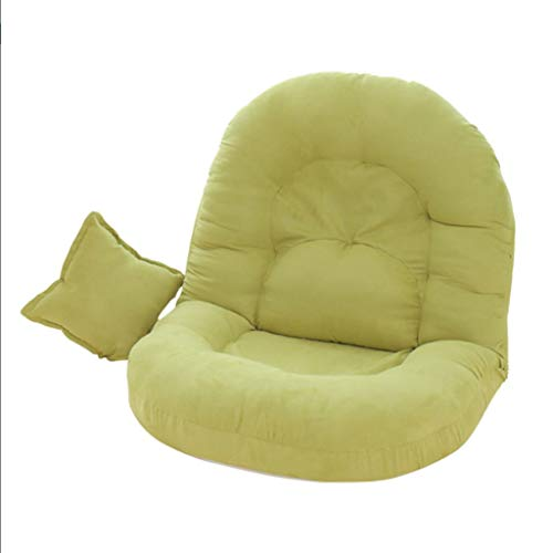 Gglloio Einstellbarer 5-Position Folding Boden Stuhl Faule Sofakissen Gaming Chair Video Game Chair Gaming Stühle for Kinder Gaming Chair Rocker Floor Seating Sofa-Stuhl for das Lesen TV-Aufpassen