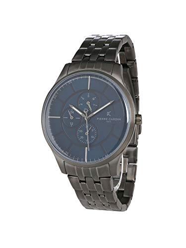 Pierre Cardin Reloj de hombre La Gloire de cuarzo negro | Reloj de hombre | Cuarzo | Negro