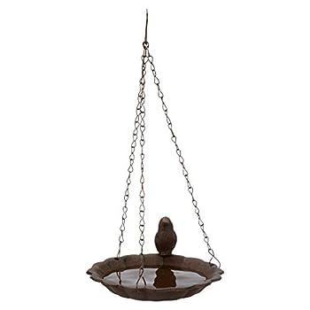 TRIXIE - Abreuvoir/mangeoire ou Baignoire Oiseau en Fonte a Suspendre - TR-55502