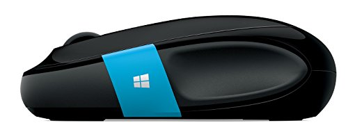 Microsoft Sculpt Comfort Desktop Tastatur RF Wireless QWERTY Englisch Black - Tastaturen (Standard, Kabellos, RF Wireless, QWERTY, Black, Maus enthalten)