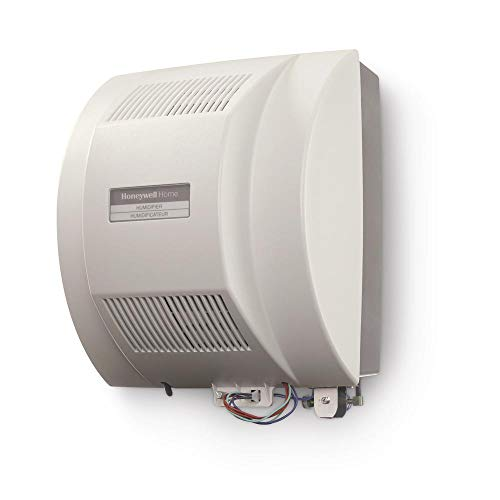 Honeywell Powered Flow-Through Whole House Humidifier